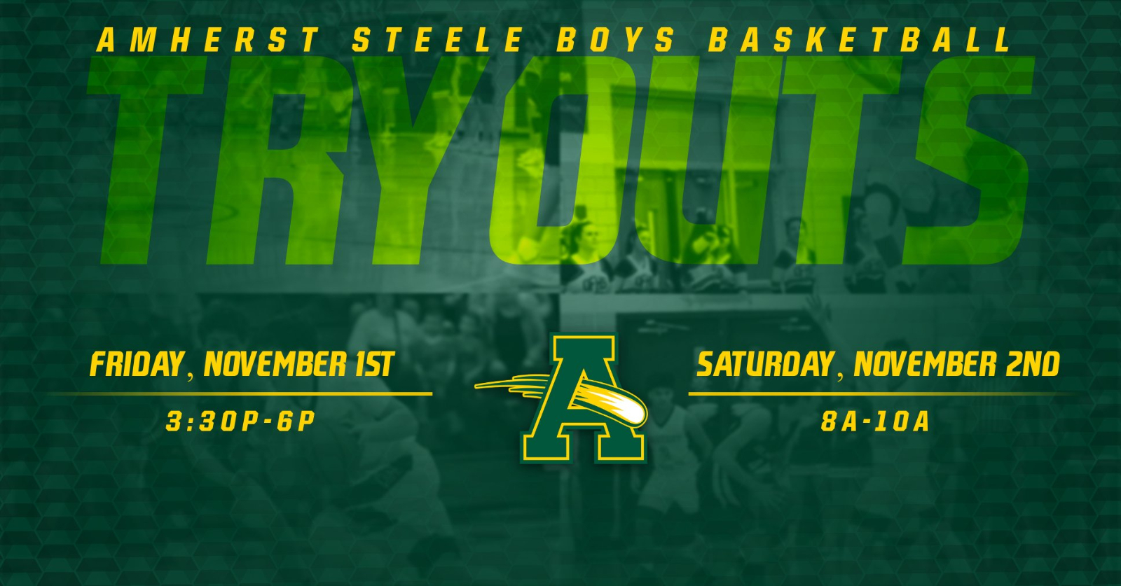 Tryout Information for Boys Basketball (@SteeleBoysBBall)