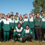 Walker Leads Boys Varsity Cross Country To A 5th Place Finish At Southwestern Conference Championship