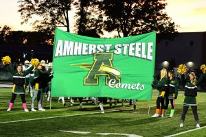 @Amherst Football v Westlake, 10-18-19