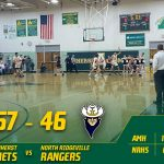 Varsity @SteeleBoysBBall win over North Ridgeville 67-46