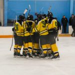 .@amherst_hockey over North Olmsted 4-3