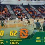 Varsity @SteeleBoysBBall win over North Olmsted 90-62