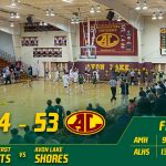 Varsity @SteeleBoysBBall win over Avon Lake 54-53