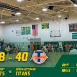 Varsity @SteeleBoysBBall win over Berea-Midpark 48-40