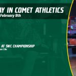 Sunday, February 9th in Comet Athletics
