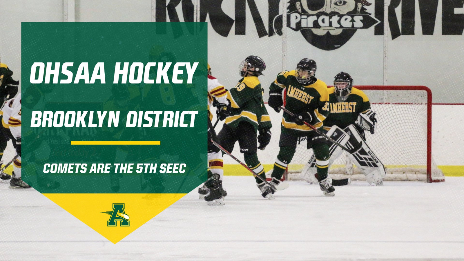 OHSAA Hockey: Brooklyn District Bracket is Announced