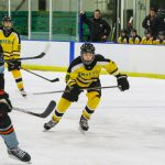.@amherst_hockey over North Olmsted 8-1