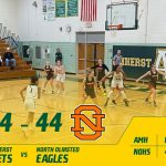 Girls Varsity Basketball beats North Olmsted 54 – 44