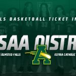 OHSAA District Girls Basketball Ticket Information