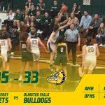 Girls Varsity Basketball beats Olmsted Falls 35 – 33