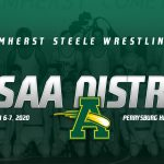 .@AmherstWrestlin Qualifies 8 To OHSAA Districts