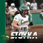 Spring Senior Spotlight is on @SteeleSoftball's Juliana Stoyka