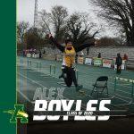 Spring Senior Spotlight is on @trackcomets Alex Boyles