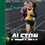 Spring Senior Spotlight is on @trackcomets Lexy Alston