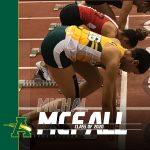 Spring Senior Spotlight is on @trackcomets Michal McFall