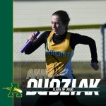 Spring Senior Spotlight is on @trackcomets Anna Dudziak