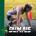 Spring Senior Spotlight is on @trackcomets Cameron Dumais