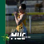 Spring Senior Athlete Spotlight is on @trackcomets Allan Muc