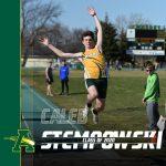 Spring Senior Spotlight is on @trackcomets Caleb Stempowski