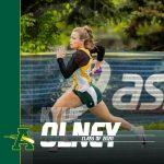 Spring Senior Spotlight is on @trackcomets Kylie Olney