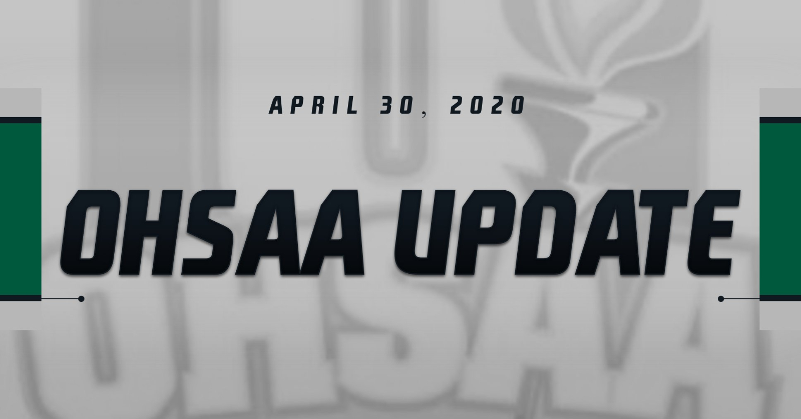 OHSAA Update: April 30, 2020