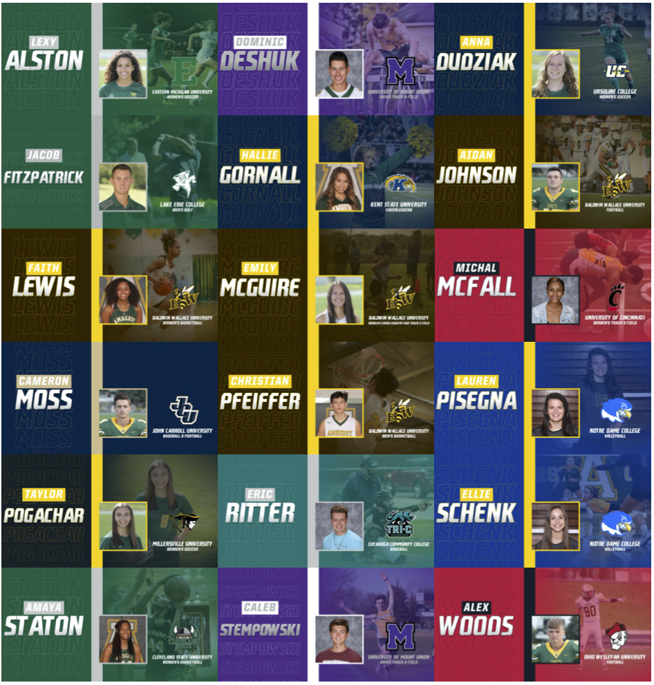 ICYMI: Class of 2020 College Bound Student-Athletes