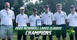 Boys Golf Starts 2020 Winning the Windmill Classic