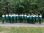 Boys Varsity Cross Country finishes 1st place at SWC Tri Meet #4