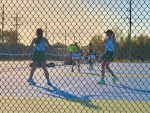 Steele Girls Tennis Make It To Quarterfinals of Sectionals