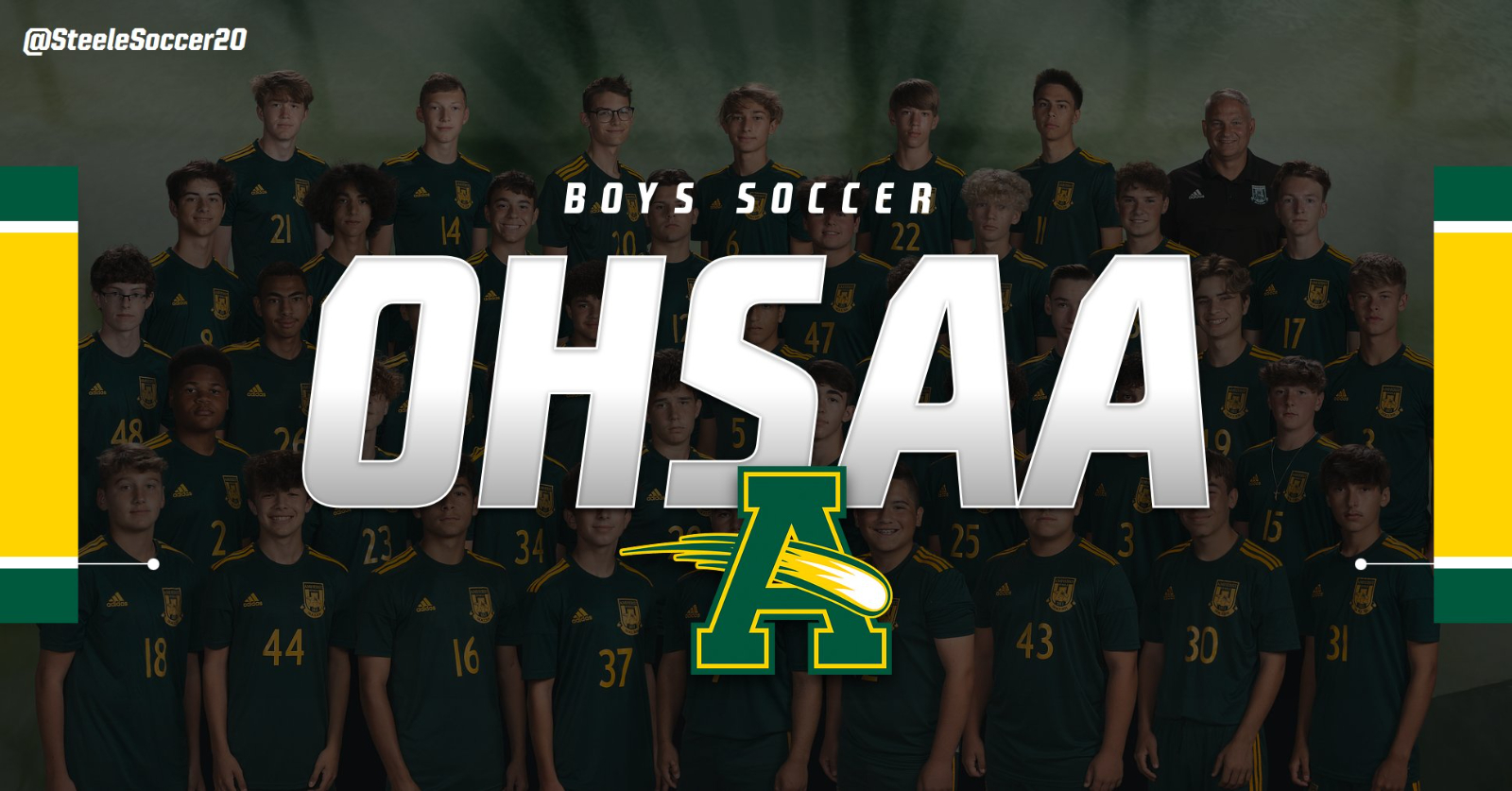 OHSAA Postseason Information for @SteeleSoccer20