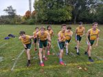 JV Boys Cross Country Finishes the Season at the SWC Open Championship