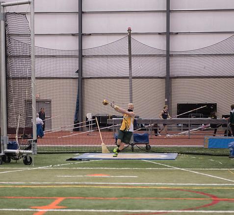 Comets Indoor Track and Field Season Begins