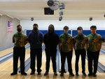 Varsity Boys Bowl the Eagle Challenge and Finish 4th