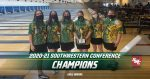 Lady Comets Bowling Wins SWC Tournament and 1st SWC Title
