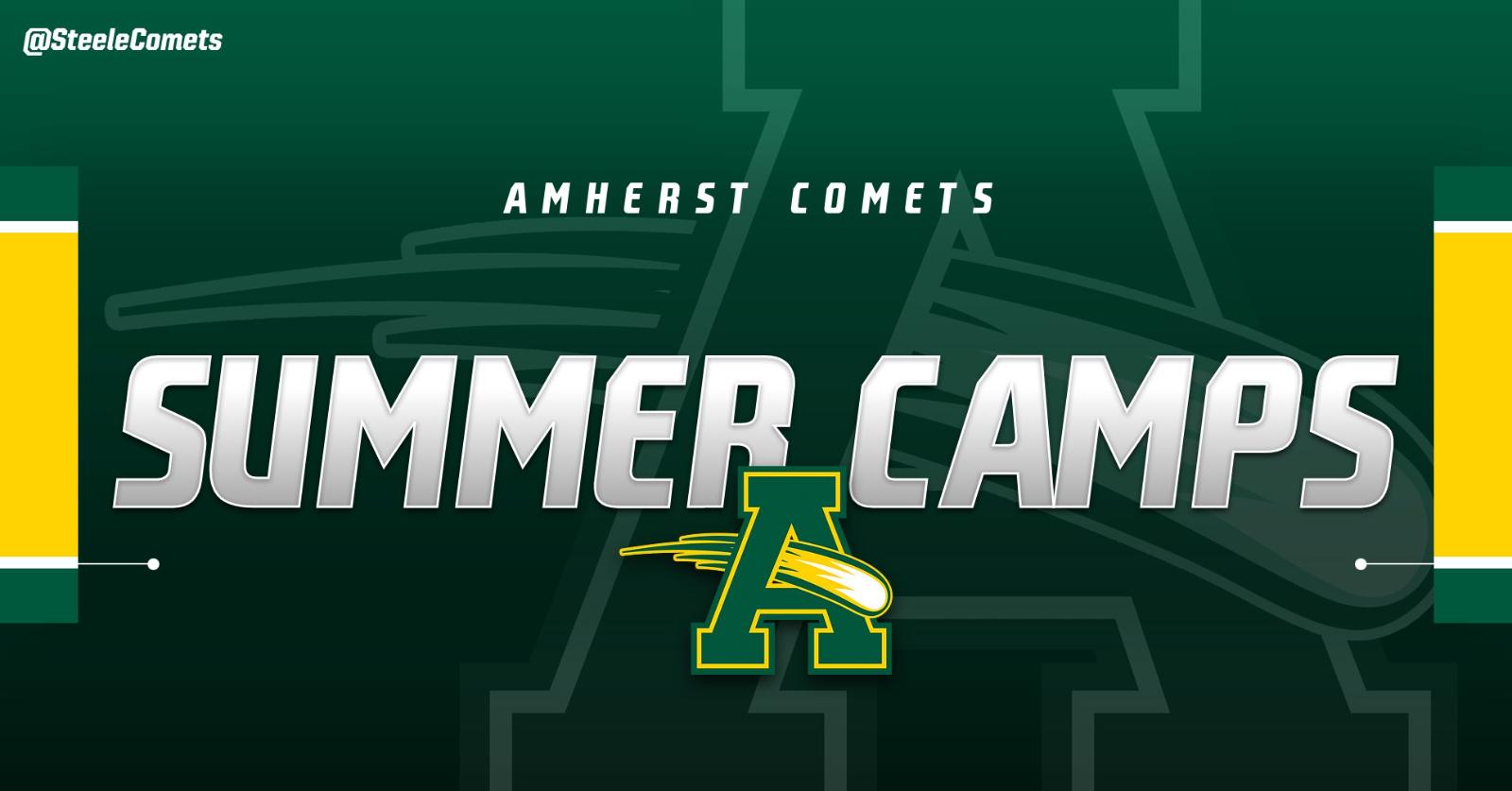 2021 Comet Summer Camps