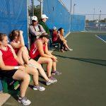 Girls Tennis defeats Denfeld, 6-1