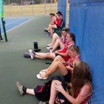Girls Tennis falls to Osseo, 5-2