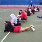Girls Tennis beats Mora 4-3