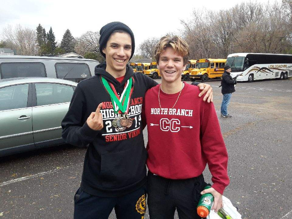 Cross Country State Qualifiers!
