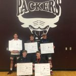 5 North Branch Wrestlers Qualify for State!