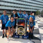 Robotics Team 3038 Tours 3M Headquarters!