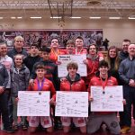Four NB Wrestlers Qualify for STATE!