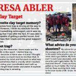 Senior Spotlight – Theresa Abler