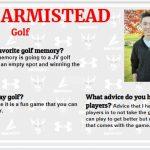 Senior Spotlight – Josh Armistead
