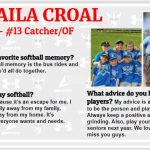 Senior Spotlight – Mykaila Croal