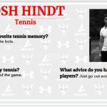 Senior Spotlight – Josh Hindt