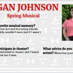 Senior Spotlight – Megan Johnson