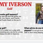 Senior Spotlight – Jeremy Iverson