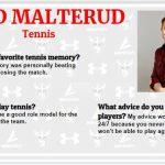 Senior Spotlight – Reed Malterud
