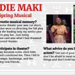 Senior Spotlight – Kodie Maki